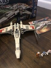 LEGO 9493 Star Wars Red Five X-Wing Starfighter