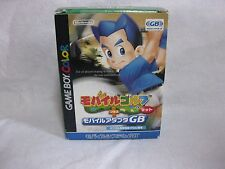 Mobile Golf + Mobile Adapter GB Game Boy Color Nintendo Japan GBC