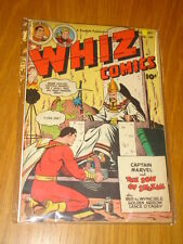 WHIZ COMICS #105 FN- (5.5) 1949 JANUARY FAWCETT*