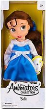 Princess Beauty and the Beast Animators' Collection Belle Exclusive 16-Inch Doll