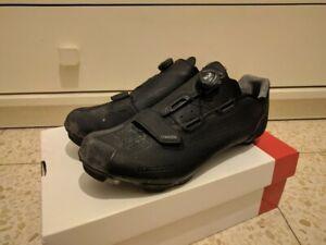 Bontrager Cambion Cycling Carbon Shoes 10 US 43 EUR MTB CX Black Boa