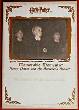 HARRY POTTER - MEMORABLE MOMENTS #1 - Card #17 - THERE'S MORE THAN WEREWOLVES