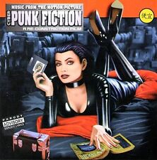 Cyber Punk Fiction (CD, Nov-1998, Re-Constriction)