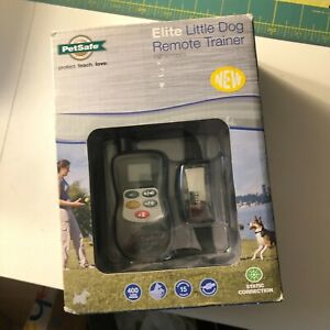 PetSafe PDT00-13623 Elite Little Dog Remote Trainer Rechargeable Static