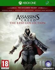Assassin's Creed The Ezio Collection Xbox One * NEW SEALED PAL *