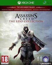 ASSASSIN's Creed Ezio la COLLECTION XBOX ONE * NUOVO SIGILLATO PAL *