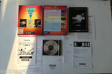 Quest for knowledge collection (frontier elite II 2 , humans, nomad) PC FR