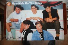 12 Full Page Magazine Vintage Pinups New Kids on the Block Nkotb - free shipping