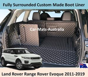 Land Rover Range Rover Evoque 2011-2019 L538 Trunk Boot Mats Liner Cargo Cover
