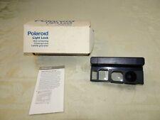 Polaroid Camera Light Lock Close-Up Lens Vintage + Box + Instructions USA