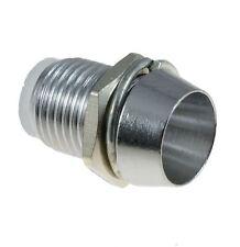 10x Chrome Metal 5mm LED Bezel Clip Holder Mount