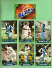 TOPPS 2002 ACB GOLD CRICKET CARDS - NEW SOUTH WALES BLUES