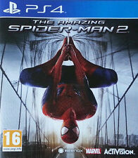 PLAYSTATION 4 The Amazing Spider-Man 2 (PS4) Ottimo - 1st Class consegna