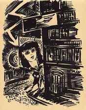 Die REKLAME - Frans MASEREEL - La PUBLICITÉ - 1947 - WERBUNG