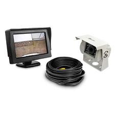 """4,3"""" Rückfahrsystem Carmedien CM-ARFS1 Videorückfahrsystem Video Rückfahrkamera"""