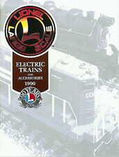1990 LIONEL TRAINS LARGE SCALE CATALOG MINT