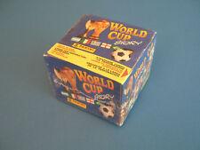 PANINI World Cup Story 1 OVP Display 50 Tüten