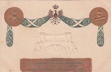 A2947) ALTARE DELLA PATRIA, 10/1/1913, CELEBRAZIONE EROISMO ITALIANO. VIAGGIATA.