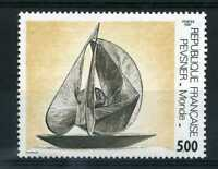 FRANCE - 1987,  timbre 2494, tableau Pevsner, neuf**