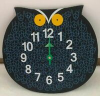 george nelson zoo timer omar the owl clock New from Japan F/S w/Tracking