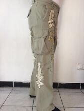 Brandit WOMAN donne m65 CARGO PANTALONI PANTS TROUSERS Pantalone Cargo Outdoor w27 a w32