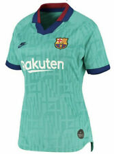 Nike Dri Fit Fc Barcelona Women's Third Soccer Jersey 19/20 At2516-310 Size Xl