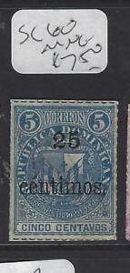 DOMINICAN REPUBLIC (P0910B) SC  60   MNG