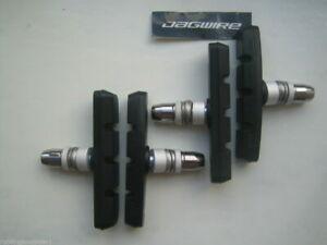 Genuine Jagwire Linear brake blocks / pads cycle / bike V brakes 70mm long