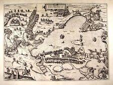 Antique map, Plona