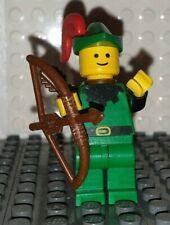 LEGO  BAUANLEITUNGEN 6048 6056 6054 6067 6066 Ritter Robin Hood Gebrauchht SR2