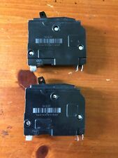Set Of 2 Square D 20Amp 1 Pole Circuit Breakers Qo120