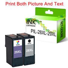 2 ink cartridge for Lexmark NO.28XL NO.29XL X5495 X5490 Z1300 Z1310 Z1320 Z845