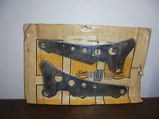 53556-81 sissy bar side mount plates harley davidson 1973/78 XL/XLH/XLCH