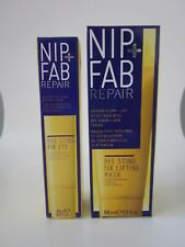 Nip + Fab | Bee Sting Fix Repair Duo | Mask 50ml | Eye 10ml | New and Sealed