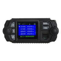 QYT KT-8900D Dual Band Quad Standby 5 Ton 25 Watt Mic VHF UHF Auto Amateurfunk