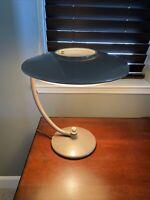 Vintage Mid Century UFO Table Lamp Atomic Space Age
