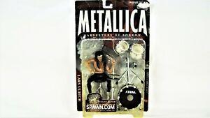 Metallica Figures-Lars Ulrich-Harvesters of Sorrow