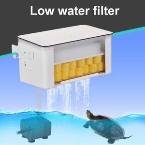 Top Filter Suction Sewage And Excrement Pumping Circulating Pump Small Fish Tank
