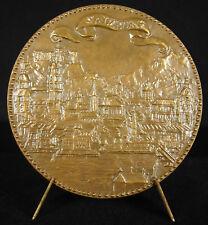 Médaille à Wolfgang Amadeus Mozart compositeur composer symphonie Salzburg medal
