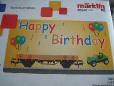Marklin H0 44231 Happy Birthday Exclusive Car in its original box - NIB