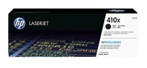 HP 410X Toner Schwarz (CF410X), HP Color Laserjet Pro M452, M477