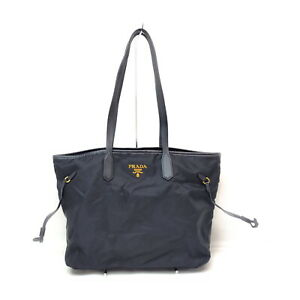 Prada Tote Bag  Black Nylon 2200397
