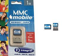 Tarjeta MMC-MOBILE de 1GB INTEGRAL