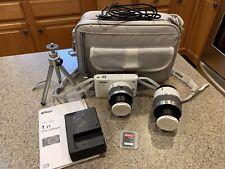 Nikon 1 J1 10.1MP Digital Camera Bundle - White