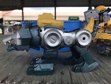 Playskool Heroes Power Rangers Silver Wolf Zord