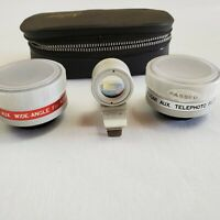 Kaligar Kodak Instamatic Lens Kit. Wide Angle and Telephoto K-133 & K-134