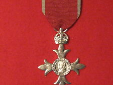 FULL SIZE MBE CIVIL MEDAL MUSEUM COPY MEDAL WITH RIBBON