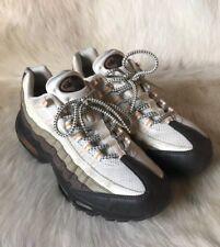 Men's 2007 Nike Air Max 95 LE Dark Cinder Shock Orange 609048-181 Size 13 Shoes