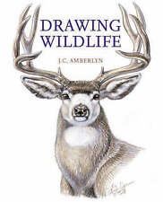Drawing Wildlife, Good, Amberlyn, J. C., Book