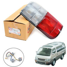 Clear Style Tail Light For 89 - 04 Toyota HIACE LH112-125 RZH 101-104 +Bulb - LH